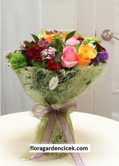 Adıyaman Merkez Buket çiçek Siparişi